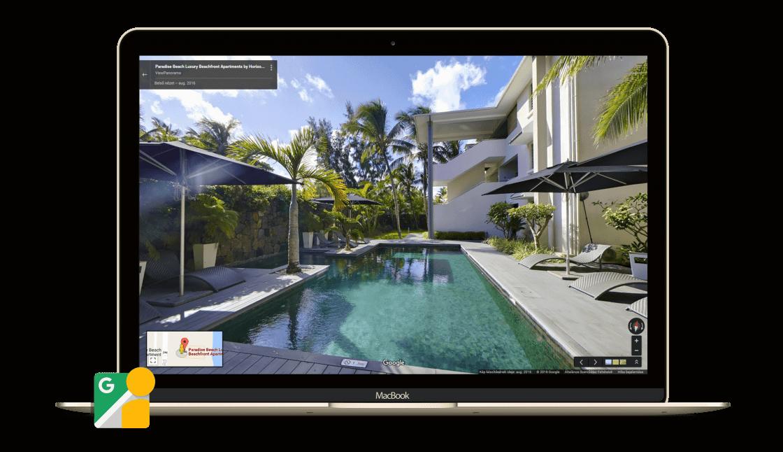 Brand 360 - Google Street View