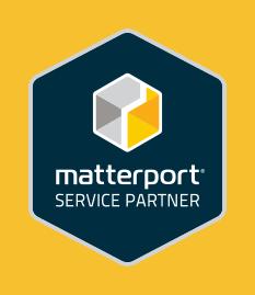 Brand360 Matterport Partner jelvény