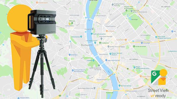 Szolgáltatásaink - Google Street View belső nézet túra